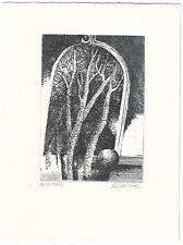 JIRI SINDLER: Exlibris für R. P.