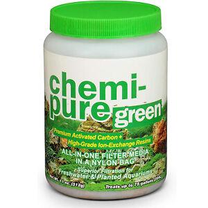 Boyd Chemi-Pure Green 11oz Superior Freshwater Planted Aquarium Filter Media