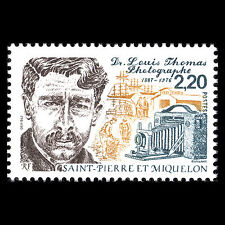 SPM 1988 - 100th Anniversary of the Birth of Dr. Louis Thomas - Sc 509 MNH