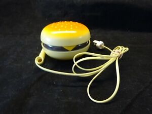 Novelty - Analogue Juno Hamburger Cheeseburger Desktop Telephone Corded