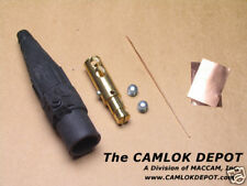 Cooper Camlok #2 - 2/0 MALE BLACK # EZ1016-8350