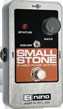 Electro Harmonix EHX Nano Small Stone Phase Shifter Guitar Effects Pedal