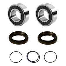 Rear Wheel Axle Upgrade Bearing Seal Kit for 06-18 Yamaha Raptor 700 OE Carrier
