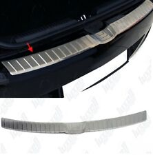 2012-2017 Hyundai İ-30 HB Chrome Rear Bumper Protector Scratch Guard S.Steel