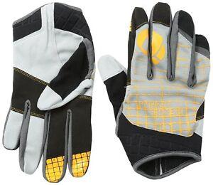 NEW! Pearl Izumi Impact Men's Cycling Gloves 14141303 Blazing Orange Size Small