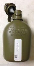 USGI Military Army 1qt OD Green Canteen Skilcraft