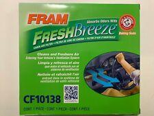 FRAM Air Filter Fresh Breeze Cabin Air Filter Fram CF10138 NEW LEXUS/TOYOTA
