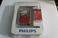 2009 PHILIPS 4GB GoGear ViVE MP3 Video Player