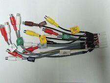 PIONEER RCA HARNESS AVIC-X850BT AVIC-X8510BT AVIC-X950BH AVIC-Z150BH AVICZ150BH