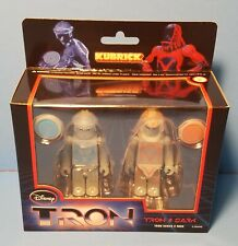 Medicom Kubrick Disney Classic Tron Two-Pack Tron and Sark Sealed