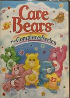 Care Bears:The Complete Series(DVD,2015,2 Disc Set)RARE VINTAGE-SHIP N 24HRS-NEW
