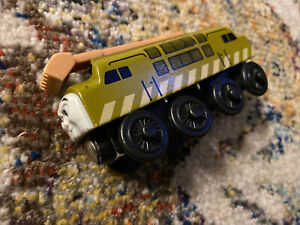 Thomas & Friends Wooden Railway Train Diesel 10 Engine 2003 Gullane