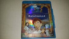 DISNEY PIXAR RATATOUILLE BLU RAY DVD 2007 MOVIE VIDEO FILM DISC ANIMATED KIDS