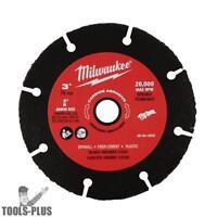 Milwaukee 49-94-3005 3'' Carbide Abrasive Blade New