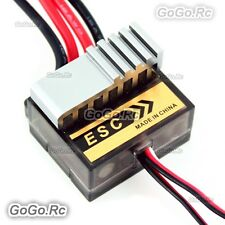 New Brush 1/8 1/10 320A Brushed Speed Controller ESC RC Truck Car Boat Reverse