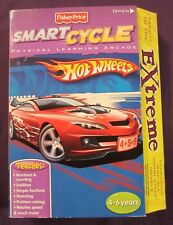 NEW Factory Sealed Red Hot Wheels Extreme Smart Cycle Game with Rumble Action