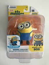 Minions Movie BOPPING ALONG BOB WIND UP Action Figure ~NEW~
