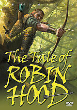 The Tales Of Robin Hood (DVD, 2010) NEW AND SEALED