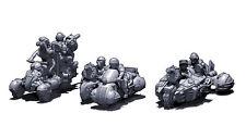 Dropzone Commander BNIB Resistance - Attack ATVs DZC-25027
