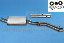 BMW 3 E30 320i 325i 325ix 325e 1985-1993 Exhaust Rear Silencer with mounting kit