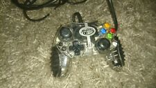 Controlador Original Xbox Madcatz Cristal con cable