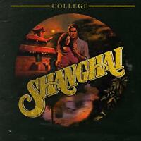 COLLEGE Shanghai (2017) 15-track CD album NEW/SEALED