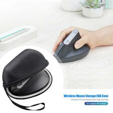 Portable EVA Hard Wireless Mouse Storage Case Pouch Bag for Logitech MX Vertical