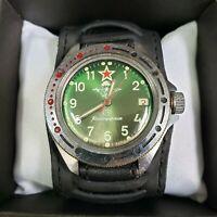 Wrist Watch Komandirskie VDV Vostok USSR