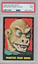 1964 Outer Limits #12 Monster From Venus PSA 7
