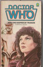 Doctor Who and the Keeper of Traken. FIRST EDITION. The Master! Target books.