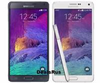 Samsung Galaxy Note 4 N910T 32GB T-Mobile or AT&T N910A GSM Smartphone