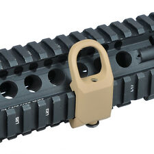 DE Tactical Picatinny Rail Sling Attachment Point Adapter for Magpul MS2 & MS3