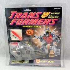 Transformers Original G2 Grey Slag MOSC Sealed Dinobot