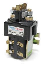 Curtis/Albright SW80AB-1961 100 Amp 24VDC SPST N.O. Relay
