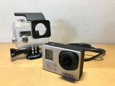 Camera Camera GoPRO Hero 3 Silver Edition - With Waterproof Case & Cable