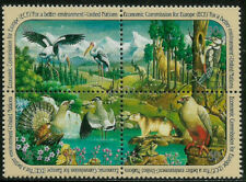 United Nations #587a Mnh Block - Commission for Europe