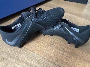scarpini calcio nike hypervenom  uomo, taglia 42 MAI USATI colore nero
