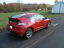 UN-PAINTED FOR HONDA CRZ 2011-2016 REAR SPOILER - NO DRILL 3M TAPE INSTALLATION