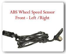 ABS Wheel Speed Sensor Front Left or Right Fits:Infiniti G25 G35 G37 NISSAN 370Z