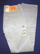 LEVI'S 514 STRAIGHT LEG FIT LIGHT BLUE MENS NEW SIZE 30X32 RETAIL $70