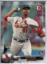 Alex Reyes 2017 Bowman #98 RC / Cardinals