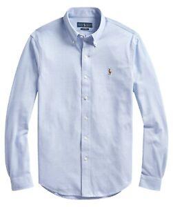 Polo Ralph Lauren Oxfordhemd Schwarz & Blau & Jeans Slim Fit S- XXL