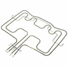 ZANUSSI Genuine Oven Grill Top Upper Dual Grill Heater Heating Element 2900W