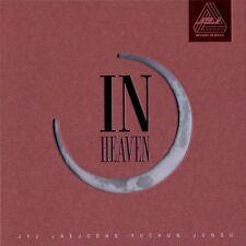JYJ - IN HEAVEN RED VERSION 1CD BRAND NEW SEALED JUNSU XIA JAEJOONG YUCHUN