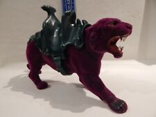 He-Man Masters of the Universe PANTHOR Loose Complete Great Felt