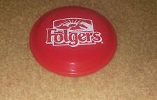 mini folgers frisbee's (RED MINI's)  BOGO sale