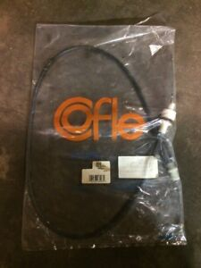 Cofle Clutch Cable 60042 - 1985-89 Ford Merkur XR4Ti - ATP Y-413  E5RY7K553A