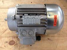 Motovario/Lincoln T71A4 0.25kw Electric Motor 3-phase 240v 400v 1380rpm 1660rpm