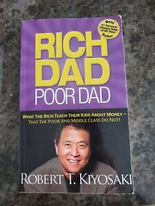 RICH DAD POOR DAD [9781612680019] - ROBERT T. KIYOSAKI (PAPERBACK BOOK)