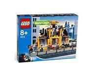 LEGO® WORLD CITY 4513 City-Bahnhof  - NEU / OVP